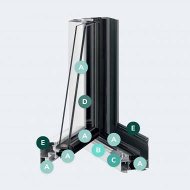 Aluminiumfenster Technische Eigenschaften