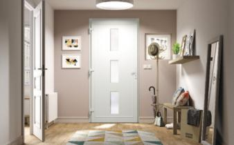 Kunstoff Türen H84