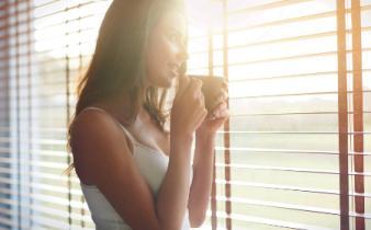 Verstellbarer Sonnenschutz